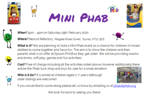 Mini phab invite 29th feb 2020