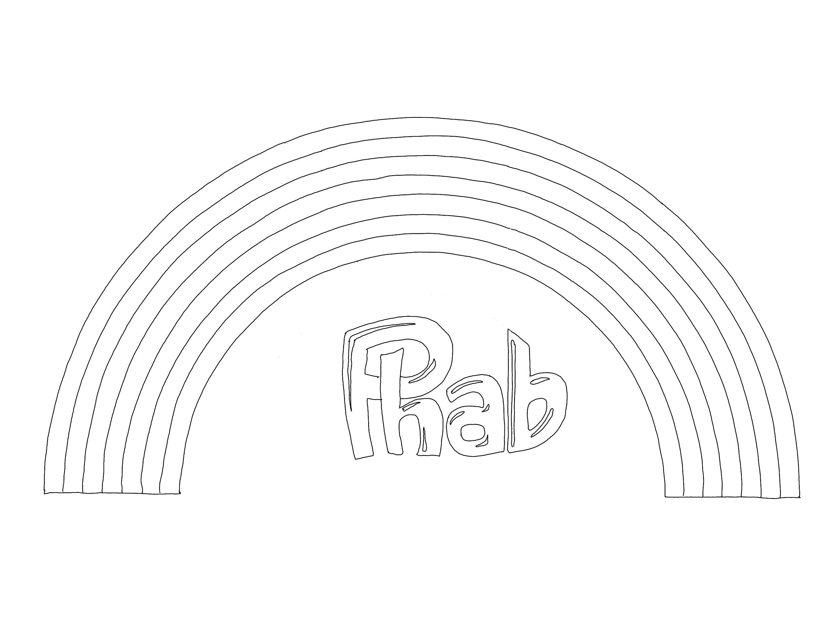 Phab all club rainbow