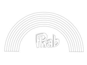 Phab all club rainbow